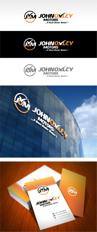 #234 for Design a Logo for John Oxley Motors by jummachangezi