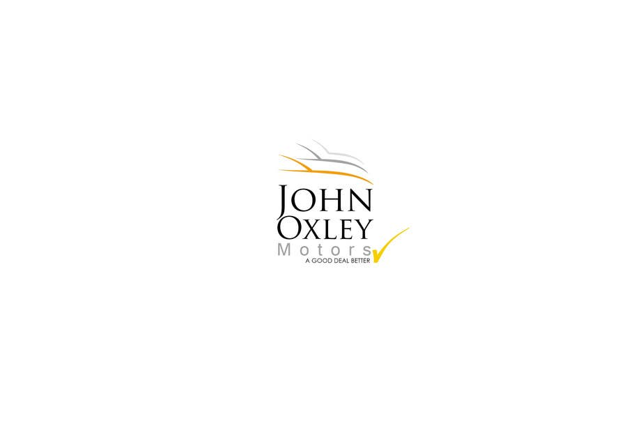 #485 for Design a Logo for John Oxley Motors by grafixzvision