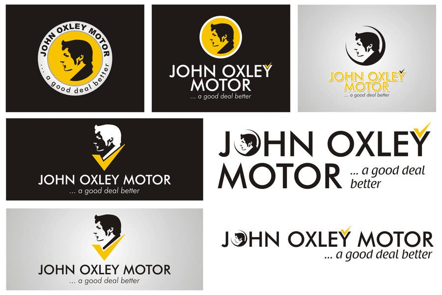 #376 for Design a Logo for John Oxley Motors by ariekenola