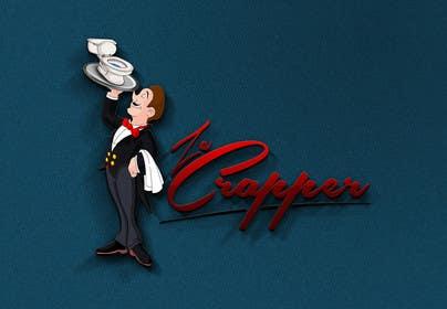 HDiangca tarafından Design a Logo for Ze Crapper için no 27