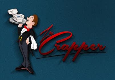 #28 untuk Design a Logo for Ze Crapper oleh HDiangca