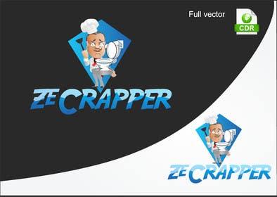#6 untuk Design a Logo for Ze Crapper oleh petariliev
