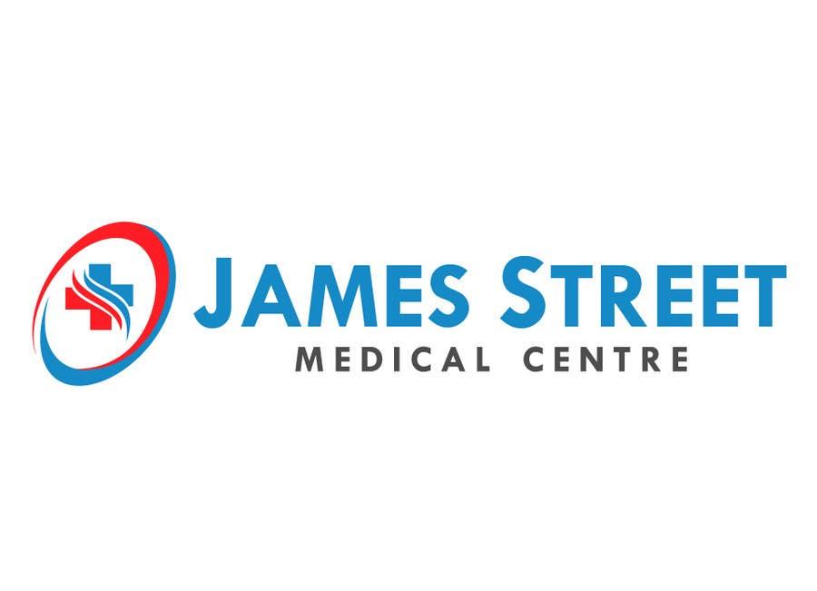 Penyertaan Peraduan #44 untuk Design a Logo for James Street Medical Centre