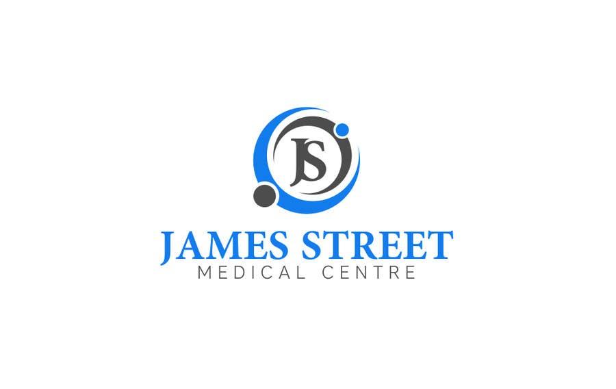 Penyertaan Peraduan #19 untuk Design a Logo for James Street Medical Centre