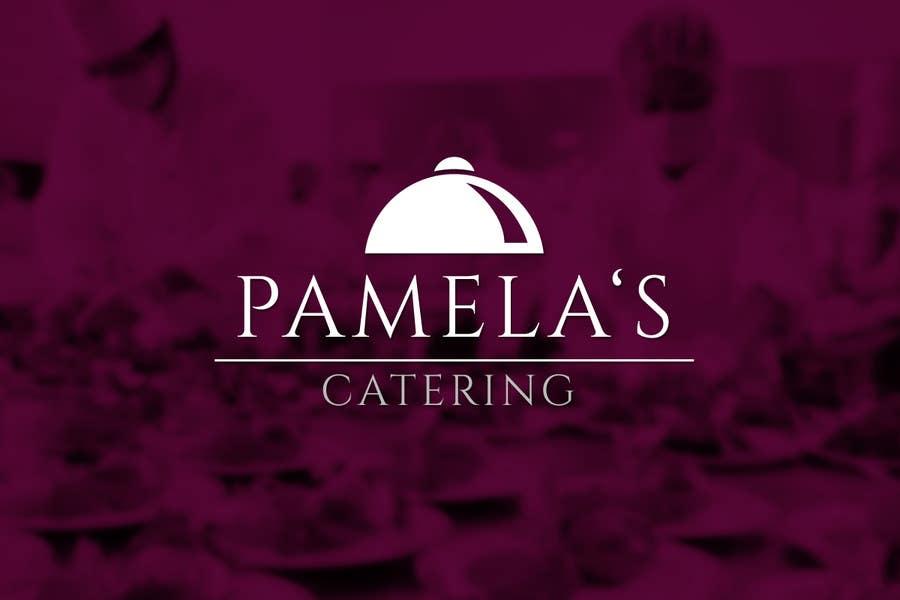 Penyertaan Peraduan #86 untuk Design a Logo for Pam's Catering   or Pamela's Catering