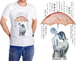 #12 untuk Design a T-Shirt as per the description with a touch of creativity oleh sandrasreckovic