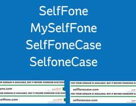 #244 untuk Name my customized phone case business and name the web domain oleh creativeoncall