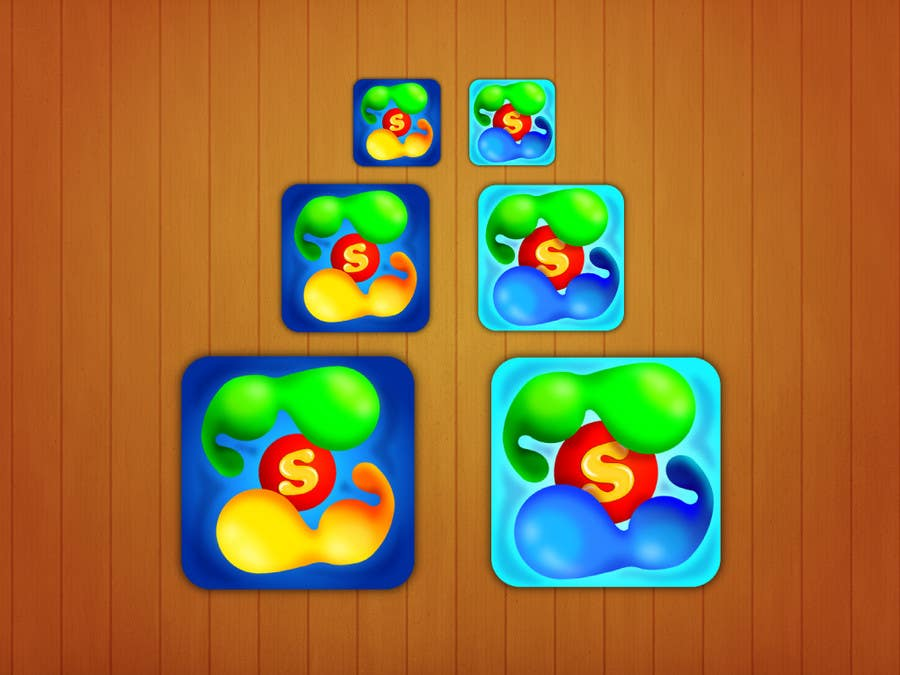 #10 for Design some Icons for game by KevinChoiKang