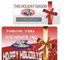 #11 untuk Holiday Greeting Card oleh zizolopez