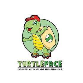 #14 untuk TurtlePace Logo Design oleh LinglingPanda