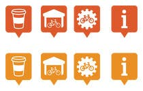 Graphic Design Entri Peraduan #62 for Design some safety icons for a map on our website