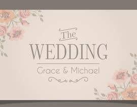 #9 untuk RETRO WEDDING DESIGN TEMPLATE oleh herualgebra