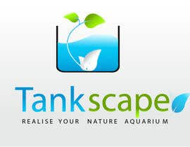 #66 for Logo design for Tankscape (Nature Aquarium Store) by sorowarems