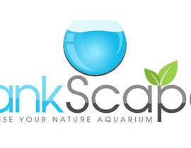 #73 cho Logo design for Tankscape (Nature Aquarium Store) bởi SheryVejdani