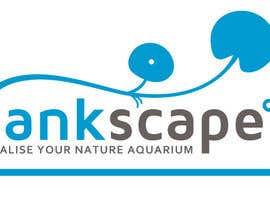 #61 cho Logo design for Tankscape (Nature Aquarium Store) bởi StudioAkikusa