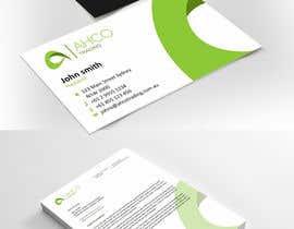 #29 for Ahco Trading - Business Card & Letterhead Template af ezesol