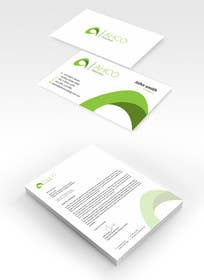#33 for Ahco Trading - Business Card & Letterhead Template by ezesol