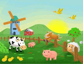 nº 30 pour Children Puzzle App Test illustration par eduardobravo