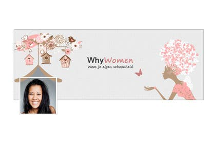 #9 for Design a Facebook landing page for whywomen.nl by antonyngo