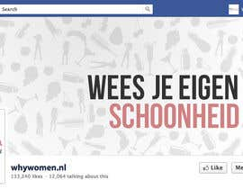 #27 for Design a Facebook landing page for whywomen.nl af jakuart