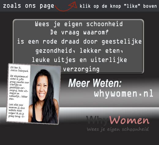 #26 for Design a Facebook landing page for whywomen.nl by juntenx