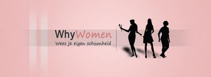 #4 for Design a Facebook landing page for whywomen.nl by AliBelaj
