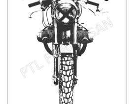 #6 para Vector Design, Logo Style for Motorcycle Brand, based on motorcycle photo por alungpan