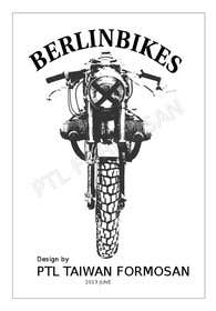 #7 for Vector Design, Logo Style for Motorcycle Brand, based on motorcycle photo by alungpan