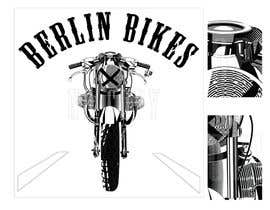 #18 untuk Vector Design, Logo Style for Motorcycle Brand, based on motorcycle photo oleh EugeneShupyk