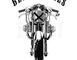 #21 untuk Vector Design, Logo Style for Motorcycle Brand, based on motorcycle photo oleh EugeneShupyk