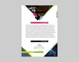 #2 untuk Design a Brochure oleh zoomlander