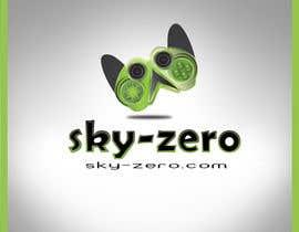 khaledroza tarafından Design a logo for sky-zero.com! için no 7
