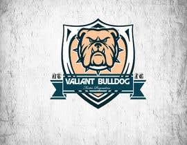 rajupalli tarafından Valiant Bulldog Logo Design için no 72