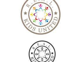 Z4Art tarafından Design a Logo: REAL Kids United için no 45