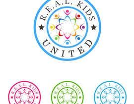 Z4Art tarafından Design a Logo: REAL Kids United için no 47