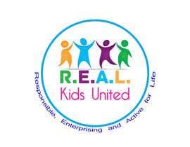 chamikapranidi tarafından Design a Logo: REAL Kids United için no 39