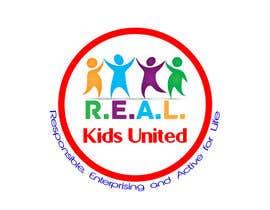 chamikapranidi tarafından Design a Logo: REAL Kids United için no 40