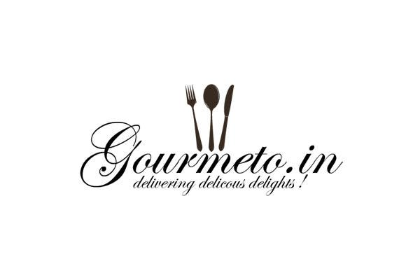#23 for Design a Logo for my website: Gourmeto.in by topprofessional