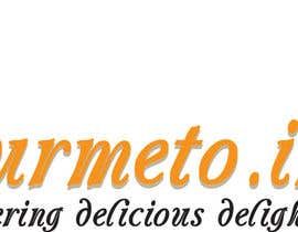#4 for Design a Logo for my website: Gourmeto.in by mbaez0815