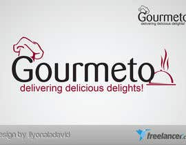 #41 for Design a Logo for my website: Gourmeto.in by liyonaladavid