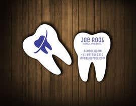 #13 untuk Design Some Dental Themed Business Cards oleh sdmoovarss