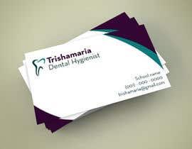 #17 untuk Design Some Dental Themed Business Cards oleh petersamajay