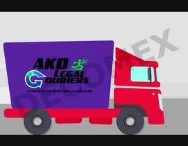Decomex tarafından Create a company and service Introduction Video for a legal courier company için no 9