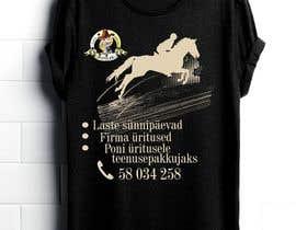 #15 untuk Design a T-Shirt for Poni.ee oleh ratnakar2014