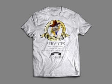 #6 untuk Design a T-Shirt for Poni.ee oleh blissed