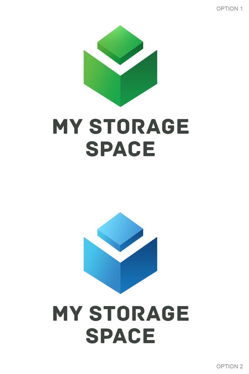 #32 for Design a Logo for a Self Storage Facility by creativerima