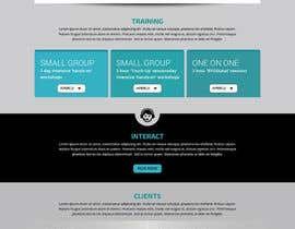 #14 untuk Striking and professional website design needed for boutique consultancy oleh rlanto003