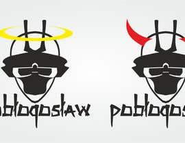 #18 untuk Zaprojektuj logotyp dla strony poblogoslaw.to oleh DarkCoolio
