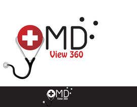 #5 para Design a Logo for MDView360 por creaturethehero