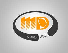#28 para Design a Logo for MDView360 por PoppyS